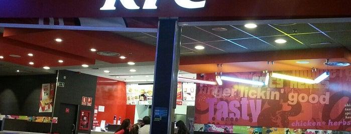 KFC is one of Juan carlos : понравившиеся места.