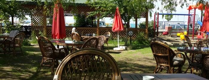 Liman Restoran is one of สถานที่ที่บันทึกไว้ของ gamze.