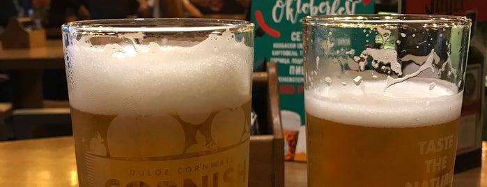 Beerpoint BBQ is one of Казань айнанэ.
