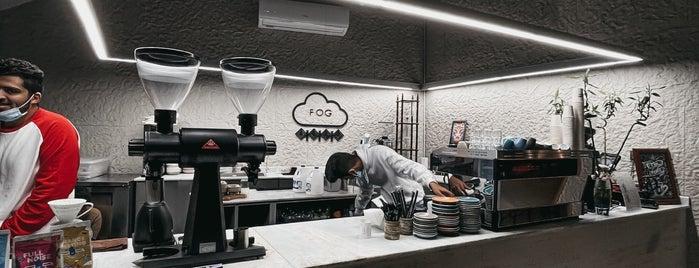 Fog Coffee is one of ابها البهيه.
