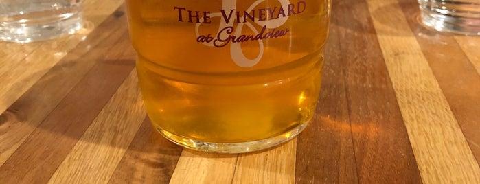 The Vineyard at Grandview is one of Wineries.