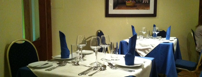 Restaurante Tierra Norteña is one of Criss'in Beğendiği Mekanlar.