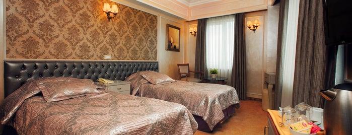 Deniz Hotel is one of Hu$$@!N'ın Beğendiği Mekanlar.