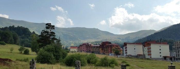 Bakuriani is one of Грузия.