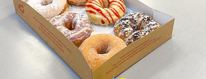 Duck Donuts is one of Desserts&snacks Riyadh.