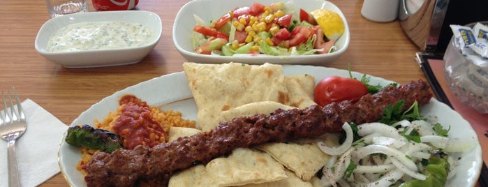 Avşaroğlu Pide Kebap is one of Locais salvos de Hmyt.