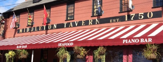 Middleton Tavern is one of Everything.