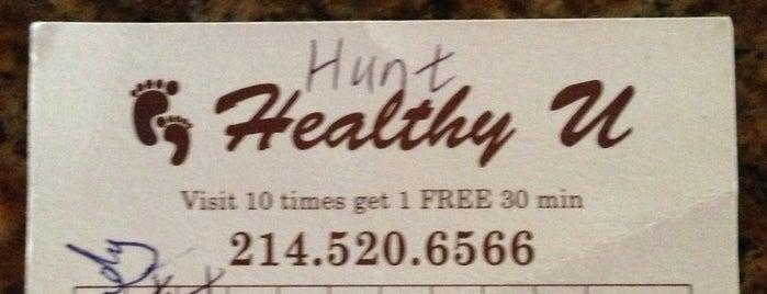 Healthy U is one of Tempat yang Disimpan Liz.