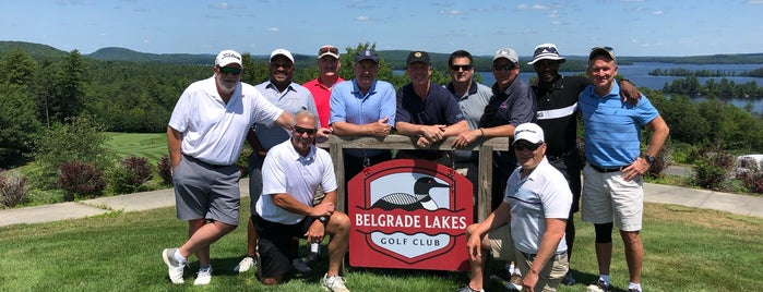 Belgrade Lakes Golf is one of Mikeさんのお気に入りスポット.