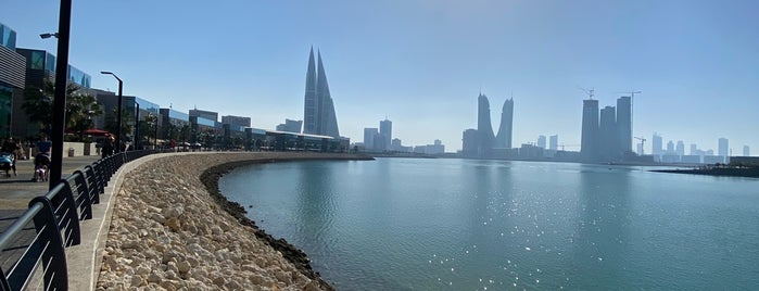 Bay Boardwalk is one of Bahrain.