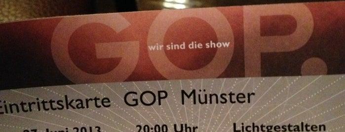 GOP Varieté is one of Münster - must visit.