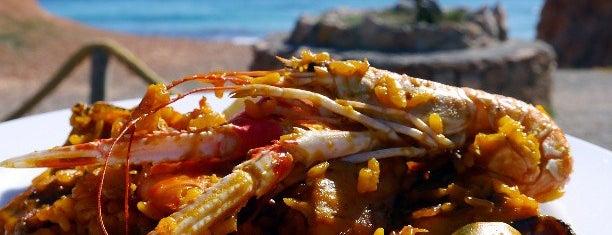 Restaurant Sa Caleta is one of Sitios de comercio y bebercio poco conocidos.