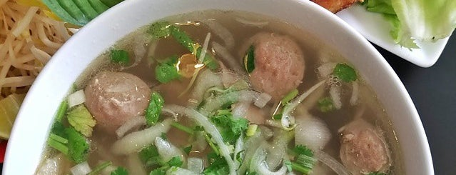 Pho 101 Vietnamese Cuisine is one of Vern's Liked Places.
