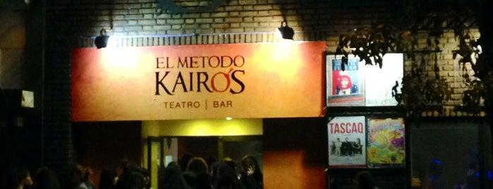 Teatro El Método Kairós is one of Buenos Aires.