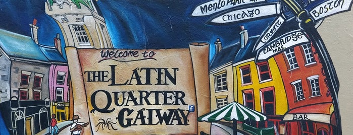 Latin Quarter is one of To-visit in Ireland.