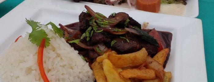 Peru Gourmet is one of barrioitalia.tv'ın Beğendiği Mekanlar.