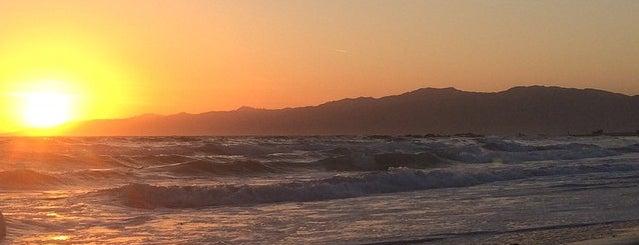 Venice Beach is one of LA Road Trip.