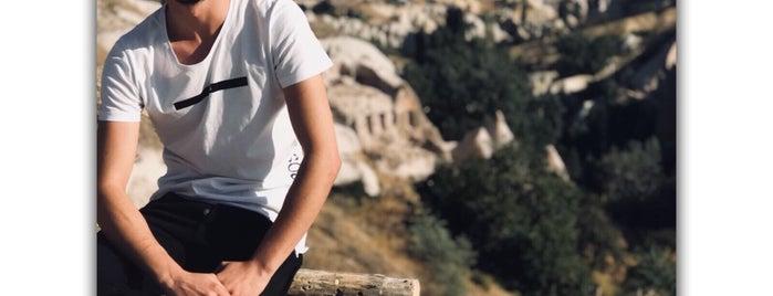 Kapadokya Evleri is one of Ozgecee: сохраненные места.