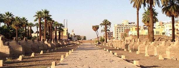 Avenue of the Sphinxes is one of Phat's Liked Places.