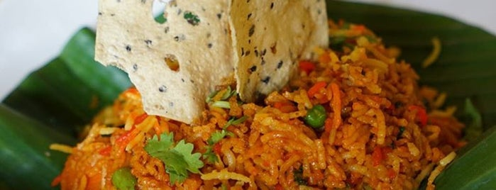 Tulasi Vegetarian Restaurant & Cafe is one of Vegan and Vegetarian.