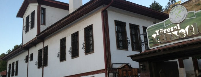 Osman Ağa Konağı is one of Lieux sauvegardés par Aydın.