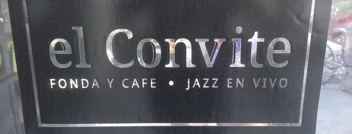 El Convite is one of Jazz & Blues.