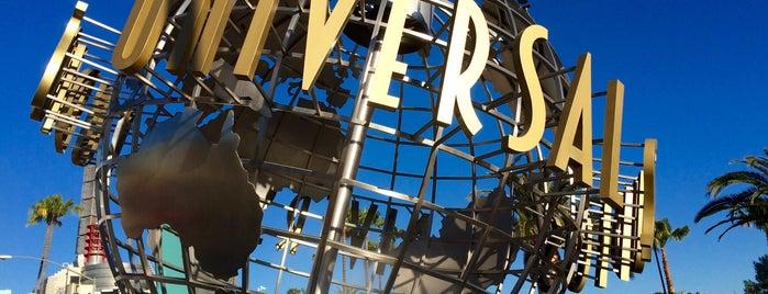 Universal Studios Hollywood is one of Lugares favoritos de Laetitia.