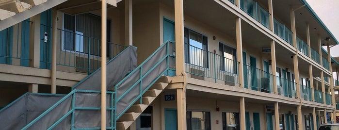 The Stevenson Monterey is one of Matt : понравившиеся места.