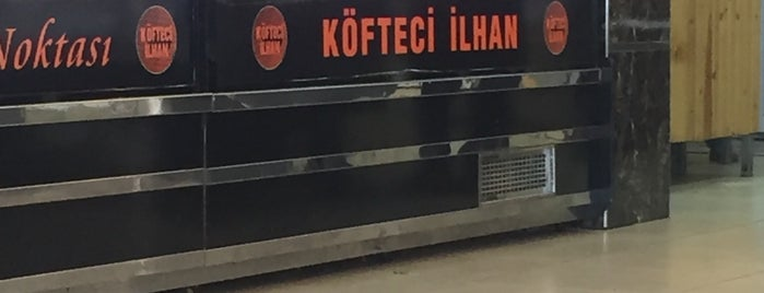 Köfteci İlhan is one of Expert Level (Antalya / Astana) 님이 저장한 장소.