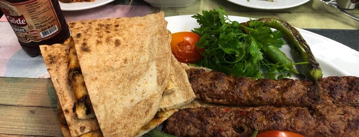 Üstat Kebap is one of İZMİR EATING AND DRINKING GUIDE.