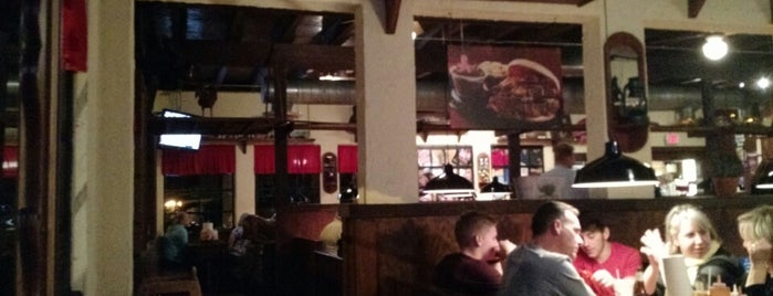 Bubbalou's Bodacious Bar-B-Q is one of Tempat yang Disukai Ian.