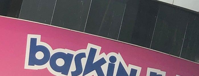 Baskin-Robbins is one of Enes'in Beğendiği Mekanlar.