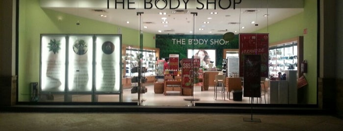 The Body Shop is one of Lugares favoritos de Ericka.