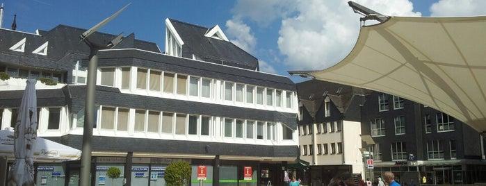 Rathaus Montabaur is one of Locais curtidos por Евгения.