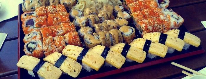 Sushi Miyabi is one of Wir lieben japanische Restaurants   Berlin.