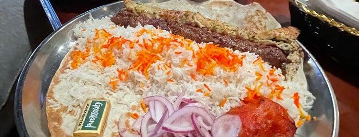Kabobi - Persian and Mediterranean Grill is one of Unofficial LTHForum Great Neighborhood Restaurants.