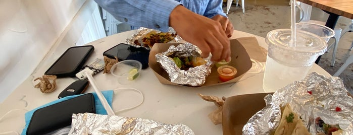 Kesos Taco House is one of Austin - Checked 1.