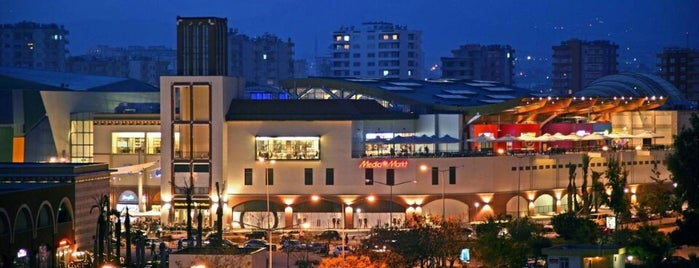 Forum Mersin is one of Melike 님이 좋아한 장소.
