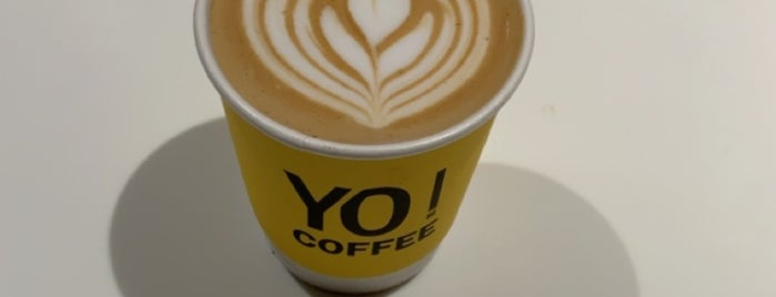 YO! Coffee is one of Riyadh Cafe.