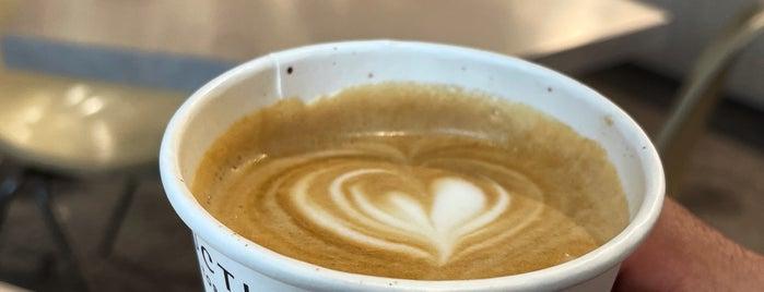 Structure Coffee Roasters is one of Cafés-torréfacteurs Montréal.