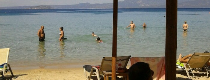 Koursaros Beach Bar is one of Greece.