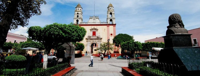 Centro Histórico De Cuautla is one of Locais curtidos por René.