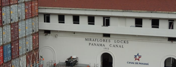 Centro de Visitantes de Miraflores is one of Carl : понравившиеся места.