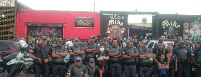 Águia Negra Moto Clube is one of Locais de interesse.