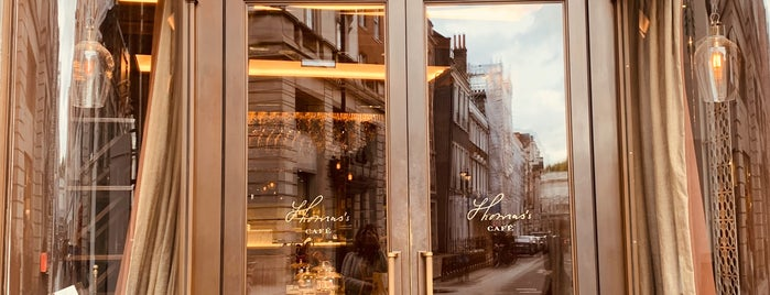 Thomas's at Burberry Regent Street is one of London.