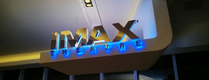 IMAX Theatre is one of Mhelさんのお気に入りスポット.