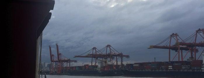 Manila International Cargo Terminal is one of Recorded.