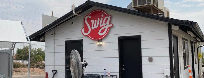 Swig n' Sweets is one of Utah + Vegas 2018.