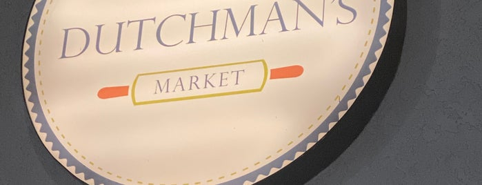 Dutchman's Market is one of M's 32 road trip!.