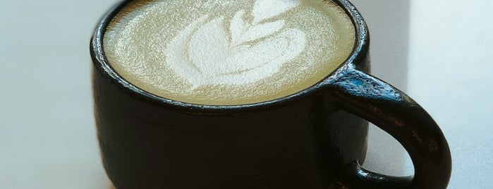 Andytown Coffee Roasters is one of Essential Third Wave Coffee: Bay Area.